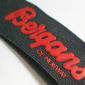 供应丝网印刷织带滴胶